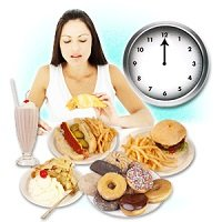 Controlul greutatii - foamea emotionala - mancatul constient